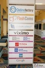 Sponsors Signage at Miami iDate2010