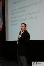 Bill Broadbent (Founder + CEO of Instinct Marketing) at the January 27-29, 2010 Internet Dating Conference in Miami
