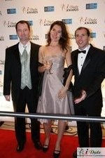 Tanya Fathers (Dating Factory, Award Nominee) in Miami at the 2010 Internet Dating Industry Awards