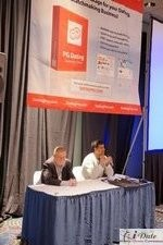 Jonathan Crutchley  (Chairman of Manhunt / Online-Buddies.com) + Rizwan Jiwan (Vice President of Product Marketing the Ashley Madison Agency) : Speakers at iDate2010 Miami