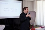 OPW Pre-Session (Eric Resnick of Courtland Brooks) at the June 22-24, 2011 Beverly Hills Online and Mobile Dating Industry Conference