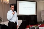 OPW Pre-Session (Mike Baldock of Courtland Brooks) at the 2011 Beverly Hills Online Dating Summit and Convention