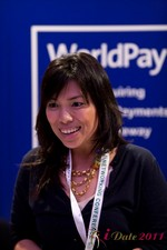 WorldPay (Exhibitor) at the 2011 Internet Dating Industry Conference in Beverly Hills