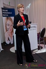 Ann Robbins (CEO of eDateAbility) at the June 22-24, 2011 Dating Industry Conference in Beverly Hills