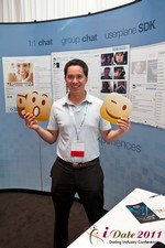 Userplane (Exhibitor) at the June 22-24, 2011 Dating Industry Conference in Beverly Hills