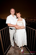 The Hollywood Dating Executive Party at Tai 's House at the June 22-24, 2011 Dating Industry Conference in Beverly Hills