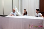 Mobile Dating Panel (Raluca Meyer of Date Tracking) at the 2011 Internet Dating Industry Conference in Beverly Hills