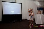 Monica Ohara (Director of Marketing at SpeedDate.com) at the June 22-24, 2011 Dating Industry Conference in Beverly Hills