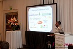 Robinne Burrell (Vice President or Match.com Mobile) at the June 22-24, 2011 Dating Industry Conference in Beverly Hills