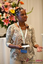 Robinne Burrell (Vice President at Match.com) at iDate2011 West