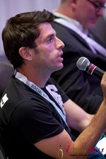 Joel Simkhai (CEO of Grindr) at iDate2011 Beverly Hills
