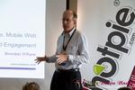 Brendan O'Kane (CEO) Messmo at iDate2012 Australia