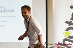Dave Heysen at the November 7-9, 2012 Mobile and Online Dating Industry Conference in Sydney