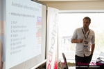 Dave Heysen at the November 7-9, 2012 Mobile and Online Dating Industry Conference in Australia