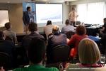 Lucien Schneller & Pedro Queiroz from Google at iDate2012 Australia