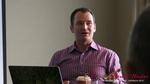 Mark Brooks (CEO) Courtland Brooks at iDate2012 Australia