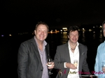 Red Hot Pie Harbour Cruise Party at the November 7-9, 2012 Mobile and Internet Dating Industry Conference in Australia