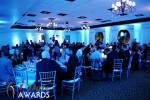 Awards Dining Room at the 2012 iDateAwards Ceremony in Miami held in Miami Beach