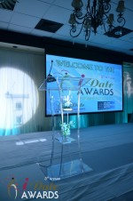 Welcome to the 3rd Annual iDate Awards Ceremony at the 2012 iDateAwards Ceremony in Miami