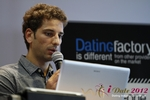 David Khalil (Co-Founder of eDarling) at the 2012 Koln European Union Mobile and Internet Dating Summit and Convention