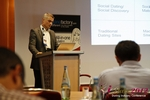 Dr Eike Post (Co-Founder of IQ Elite) at the 2012 European Union Internet Dating Industry Conference in Koln