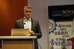 Dr Eike Post (Co-Founder of IQ Elite) at the September 10-11, 2012 Koln European Union Internet and Mobile Dating Industry Conference
