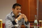 Final Panel (Benjamin Bak of Lovoo) at the September 10-11, 2012 Germany E.U. Online and Mobile Dating Industry Conference