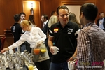 Networking  at the September 10-11, 2012 Mobile and Internet Dating Industry Conference in Koln