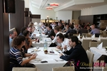 Lunch  at the 2012 European Union Internet Dating Industry Conference in Koln