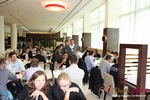Lunch  at the 2012 E.U. Online Dating Industry Conference in Koln