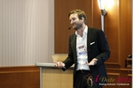 Matt Connoly (CEO of MyLovelyParent) at the 9th Annual European Union iDate Mobile Dating Business Executive Convention and Trade Show