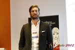 Matt Connoly (CEO of MyLovelyParent) at iDate2012 Koln
