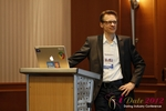 Moritz Von Tobiesen (Account Manager at Google) at iDate2012 Europe