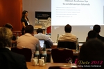 Tanya Fathers (CEO of Dating Factory) at the 2012 E.U. Internet Dating Industry Conference in Germany