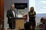 Tim Ford and Monica Whitty at the 9th Annual E.U. iDate Mobile Dating Business Executive Convention and Trade Show