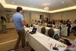 Alexander Harrington (CEO of MeetMoi)  at the June 20-22, 2012 Mobile Dating Industry Conference in L.A.