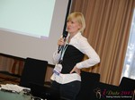 Catharina Jaschke (Regional Manager @ Be2) at the September 16-17, 2013 Koln Euro Online and Mobile Dating Industry Conference