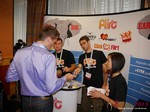 Flirt (Event Sponsors) at the September 16-17, 2013 Mobile and Online Dating Industry Conference in Koln