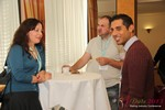 Networking at iDate2013 Koln