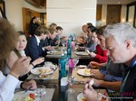Lunch at the September 16-17, 2013 Koln Euro Online and Mobile Dating Industry Conference