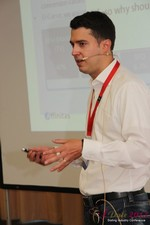 Michael Schrezenmaier (COO of Afinitas / eDarling ) at the 2013 Koln Euro Mobile and Internet Dating Summit and Convention