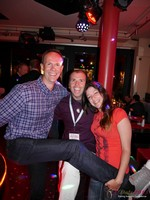 Networking Party at the 10th Annual Euro iDate Mobile Dating Business Executive Convention and Trade Show