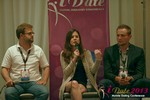 Dana Kanze - CEO of Moonit at the 34th Mobile Dating Business Conference in L.A.