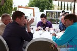 Lunch at the June 5-7, 2013 Mobile Dating Industry Conference in Los Angeles
