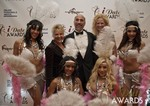 eLove Crew at the January 17, 2013 Internet Dating Industry Awards Ceremony in Las Vegas