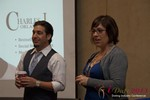 Charles Orlando and Lisa Steadman at the 2013 Las Vegas Digital Dating Conference and Internet Dating Industry Event