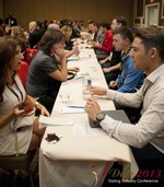 Speed Networking Session at Las Vegas iDate2013