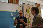 Exhibit Hall, Neo4J Sponsor  at the 2014 E.U. Online Dating Industry Conference in Cologne