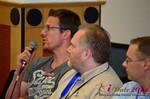 Henning Weichers CEO of Metaflake, Final Panel  at the 2014 Cologne E.U. Mobile and Internet Dating Expo and Convention
