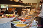 Lunch  at the September 7-9, 2014 Mobile and Internet Dating Industry Conference in Cologne